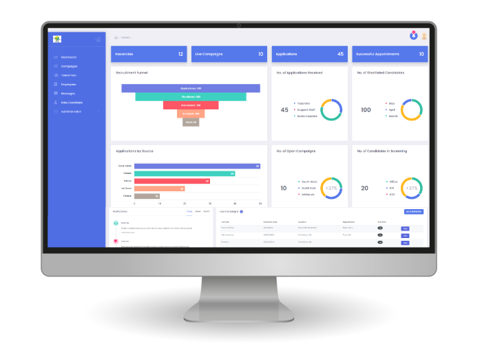 Recruitment Software for Education
