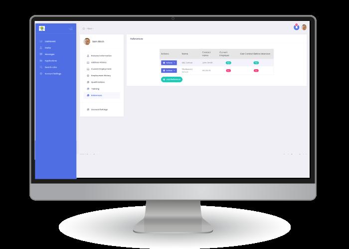 Education Recruitment Online Software